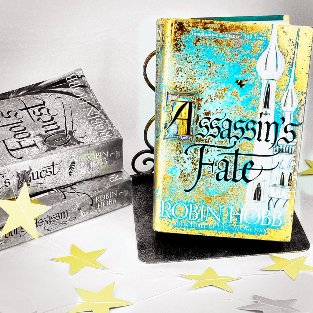 assassin u0026 39 s fate  fitz and the fool  3  by robin hobb