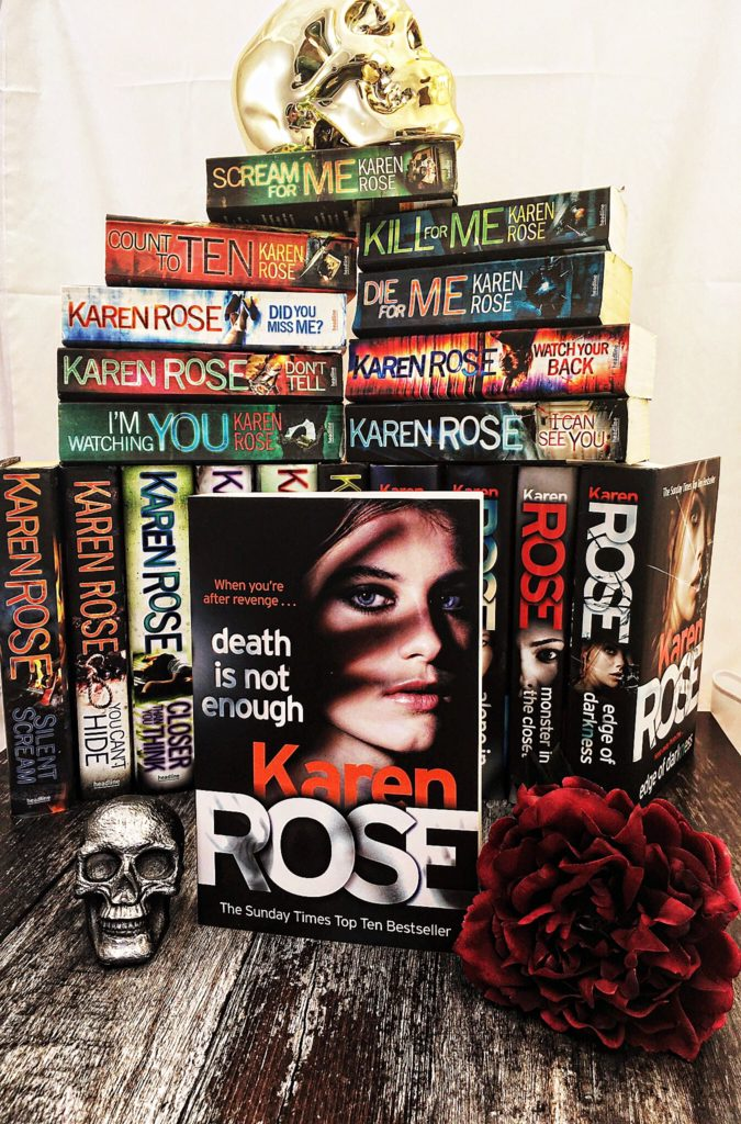 Get To Know The Author Karen Rose Dyslexic Reader